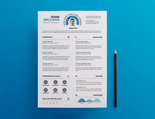 The importance of academic resume design