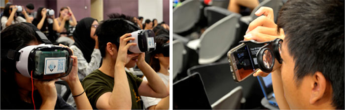 article Virtual Reality in Chemistry Education